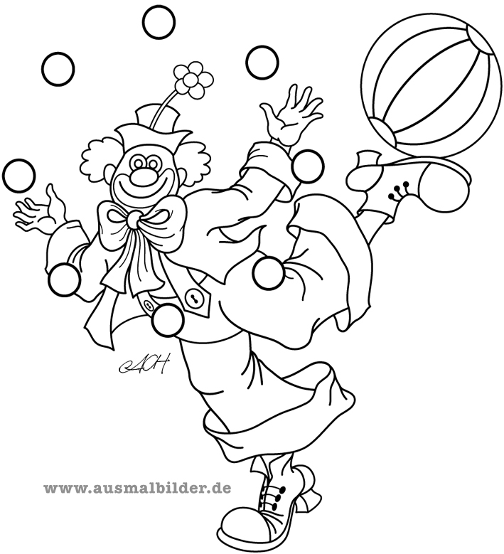 Snap Ausmalbilder Fasching Clown Die Beste Idee Zum Ausmalen Von