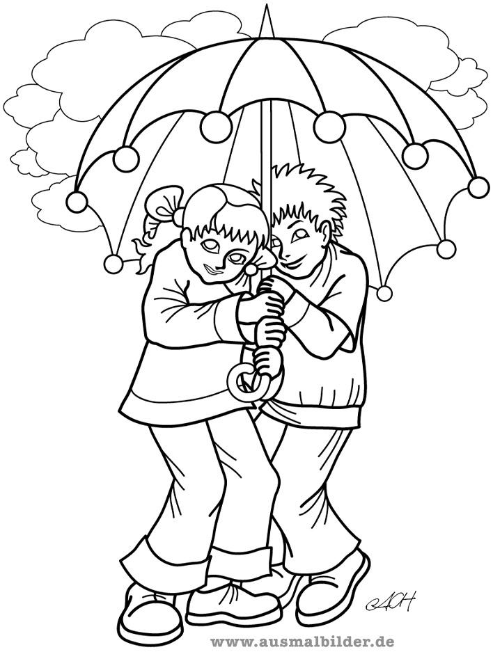 20 der besten ideen für ausmalbilder regenschirm  beste