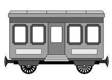 Malvorlagen Eisenbahnwaggon My Blog
